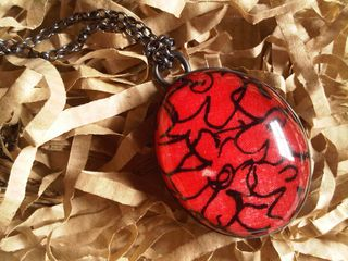 Rasberry pendant