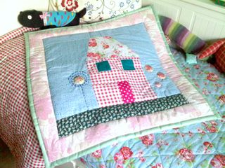 Quilted cottage